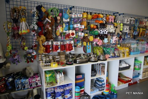 Pet mania Cape Town store 01